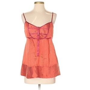Marc by Marc Jacobs Sleeveless Silk Top